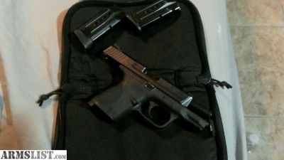 For Sale: Smith & Wesson MP9c
