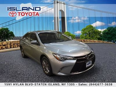 2017 Toyota Camry L (Celestial Silver Metallic)