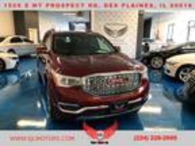 2018 GMC Acadia Denali for sale