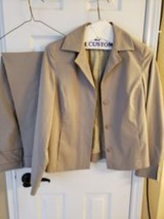 Various Women's Pant Suits and Jackets