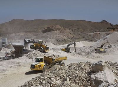 Construction equipment & dump truck funding