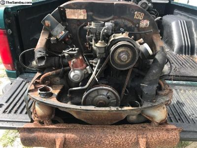 1600cc Duel Port Motor