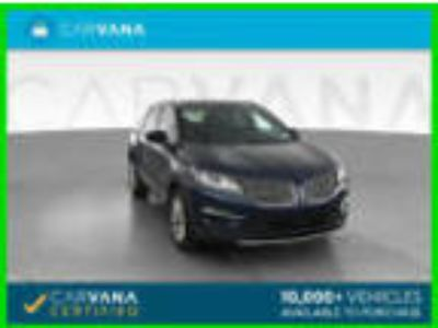 2016 Lincoln MKC MKC Select Sport Utility 4D 4-Cyl EcoBoost 2.0T Auto 6-Spd