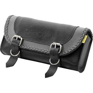 Sell Willie & Max Braided Grey Thunder Tool Pouch TP246 motorcycle in San Bernardino, California, US, for US $38.99