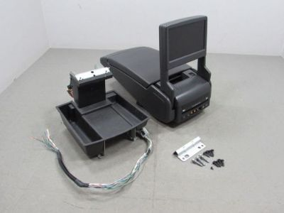 Sell 05-07 Charger Magnum 300 Rear Seat Console DVD Video Screen Player System OEM A motorcycle in Saint Louis, Missouri, United States, for US $329.99