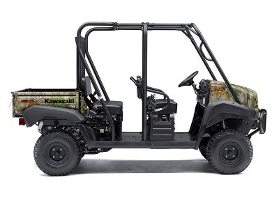 2017 Kawasaki Mule 4010 Trans4x4 Camo Side x Side Utility Vehicles Bessemer, AL