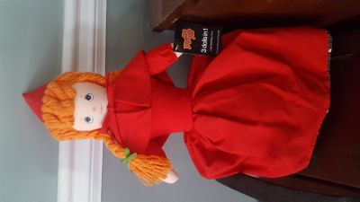 Dippity Flip Red Riding Hood 3 in 1 doll