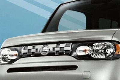 Sell 2009 2010 2011 Nissan Cube HOOD MOLDING ACCENT Chrome Silver KY0 OEM motorcycle in Braintree, Massachusetts, US, for US $209.88