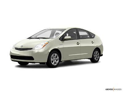 2009 Toyota Prius Base (Silver Pine Mica)