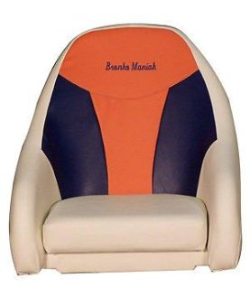 Purchase Captain/ Helm seat for boat/pontoon...AMERICAN MADE motorcycle in Larwill, Indiana, United States