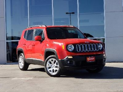 2016 Jeep Renegade 4WD 4dr Latitude ()