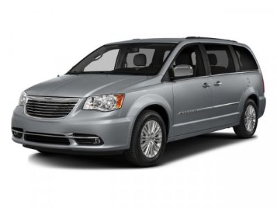 2016 Chrysler Town & Country Touring-L (Bright White Clearcoat)