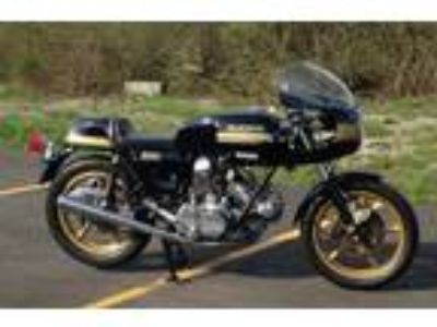 1978 Ducati 900SS Black and Gold!
