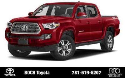 New 2018 Toyota Tacoma