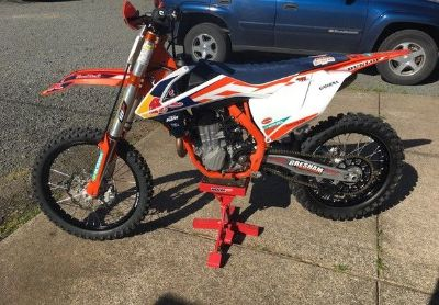 2016 KTM 450-Sx-F-Factory-Edition