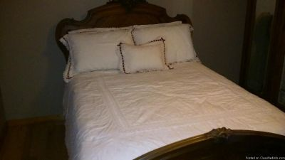 Custom Bed Comforter and Bedding