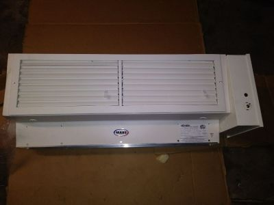 MARS air door curtain heater