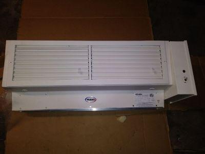 MARS air door curtain heater