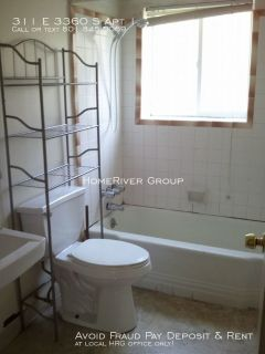 2 bedroom Unit with Washer/Dryer Hook-ups! NEW carpet!