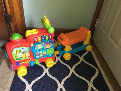 Vtech sit to stand train