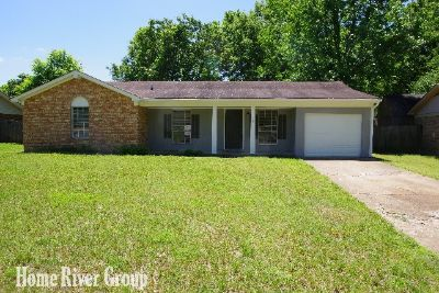 BRAND NEW Paint & Wood Flooring Throughout! Fenced in Backyard!