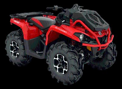 2018 Can-Am Outlander X mr 570 Utility ATVs Lancaster, NH