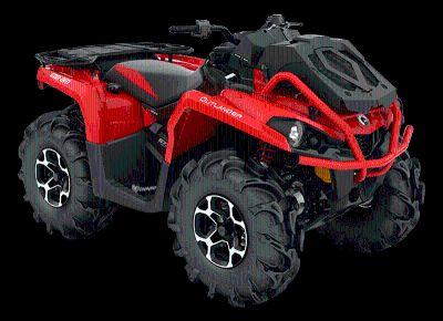 2018 Can-Am Outlander X mr 570 Utility ATVs Jesup, GA