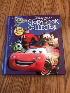 Hardcover Disney Over 300 pages of stories. Storybook collection
