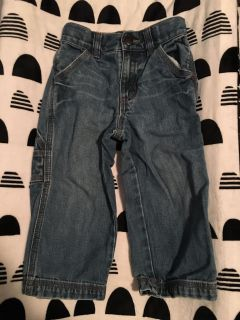 2T -- Old Navy Jeans -- No stains or holes