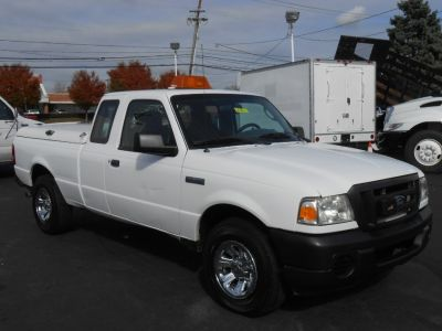 """Used 2008 Ford Ranger 4WD 2dr SuperCab 126"""" XL, 145,670 miles"""
