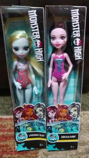 Moster high dolls