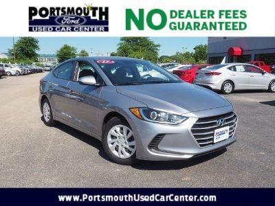 2017 Hyundai Elantra se (Shale Gray Metallic)