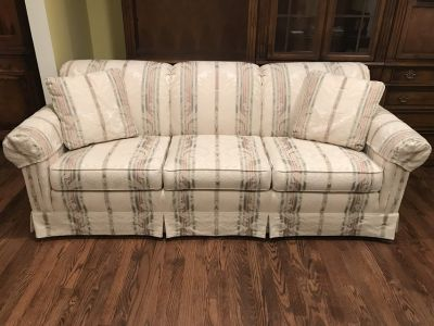 Ivory Sofa / Couch