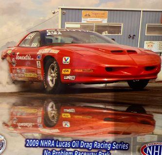 1995 Pontiac Firebird Stock Eliminator/Bracket Racecar