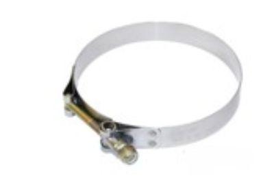 STAINLESS STEEL T-BOLT STYLE ALT/GEN STRAP
