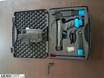 For Sale: PPQ Q5 match for sale or trade