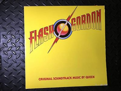 Queen Flash Gordon Vinyl G++/ NM-