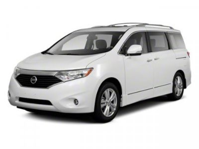 2012 Nissan Quest 3.5 S (White Pearl)