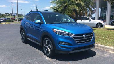 2018 Hyundai Tucson Value (Caribbean Blue)