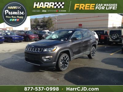 2018 Jeep Compass LIMITED 4X4 ()