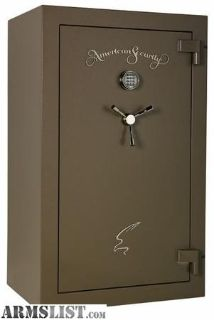 For Sale: 2 Brand New American Security (AMSEC) NF6036 Safes, Package Deal