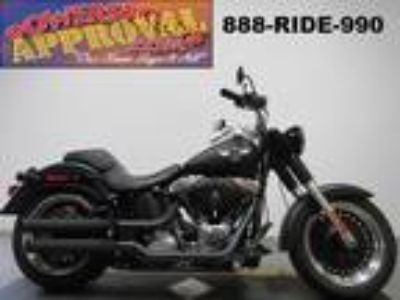 Used 2012 Harley-Davidson FLSTFB - Softail Fat Boy Lo