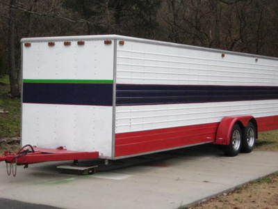 WANTED!! Chaparral Narrow dragster trailer