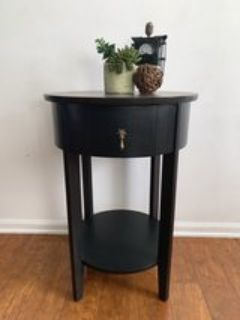 Nightstand or accent table