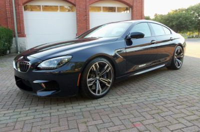 2014 BMW M6 Gran Coupe (Imperial Blue Metallic)