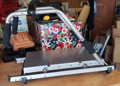 Machine Quilting Equipment