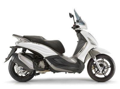 2017 Piaggio BV 350 ABS 250 - 500cc Scooters Marina Del Rey, CA