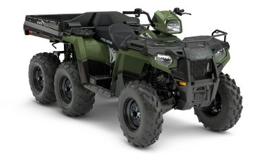 2018 Polaris Sportsman 6x6 570 Utility ATVs Woodstock, IL