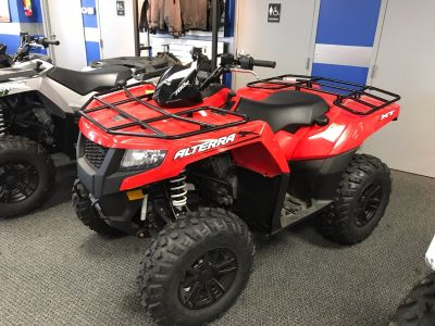 2019 Arctic Cat Alterra 700 XT EPS ATV Off Road Bismarck, ND