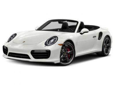 2019 Porsche 911 Turbo (GT Silver Metallic)